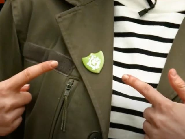 The Blue Peter green badge was launched in 1988 and is awarded to children who have made a positive impact on the environment