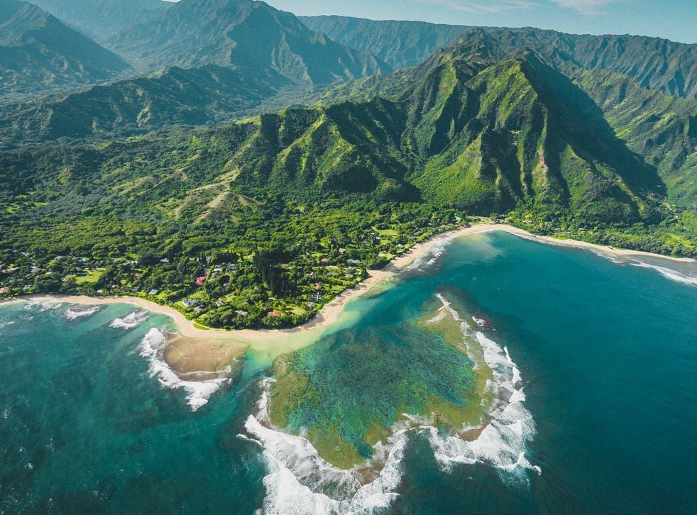 Kauai, Hawaii, USA summer vibes