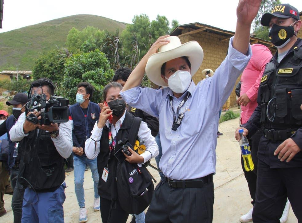 PERU-ELECCIONES