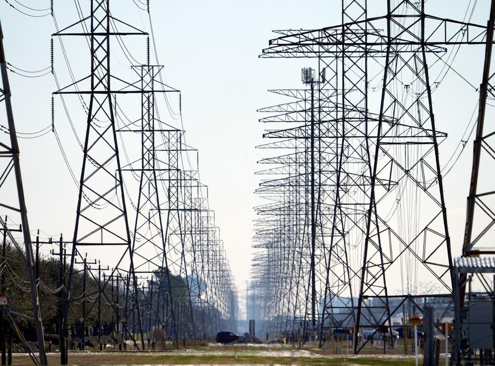 Texas-Power-Grid