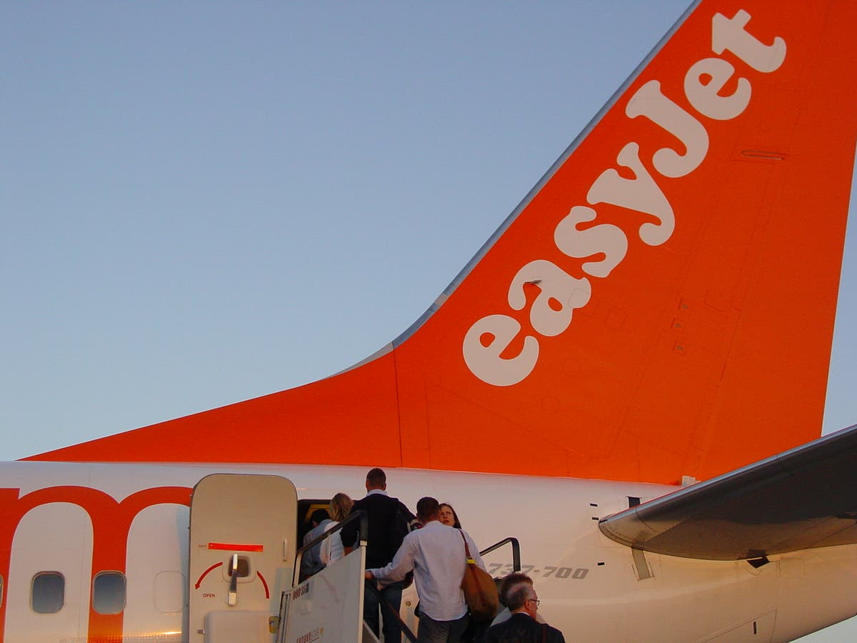 Most of Europe will be green list by 17 May, says easyJet CEO