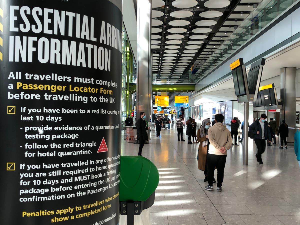 Travel industry bosses slam Global Travel Taskforce report