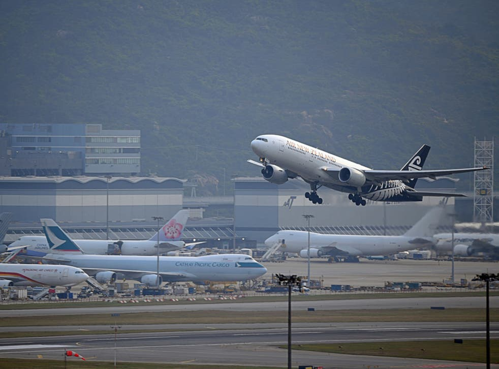 Air New Zealand weighs passengers every five years