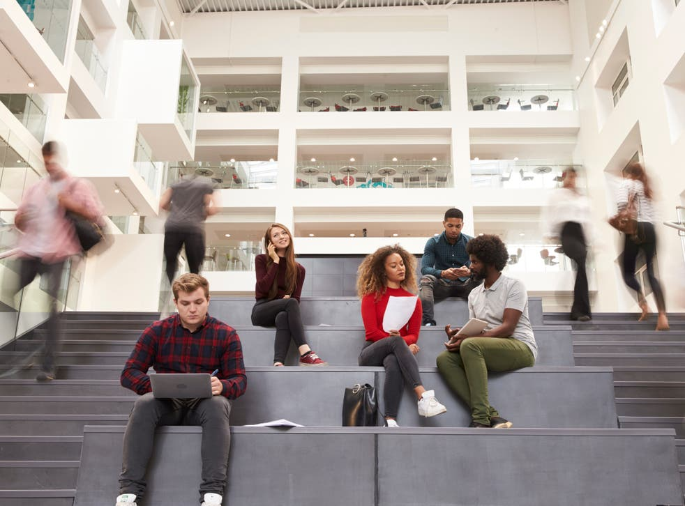 University bodies have criticised the government's plan for a full return to face-to-face teaching in the middle of next month