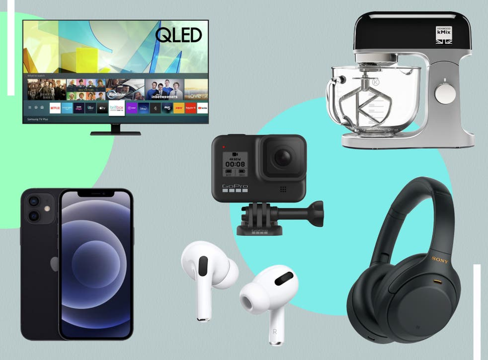 <p>Whether you're in the market for a new pair of headphones or a home appliance, our curated round-up will help you bag a bargain</p>