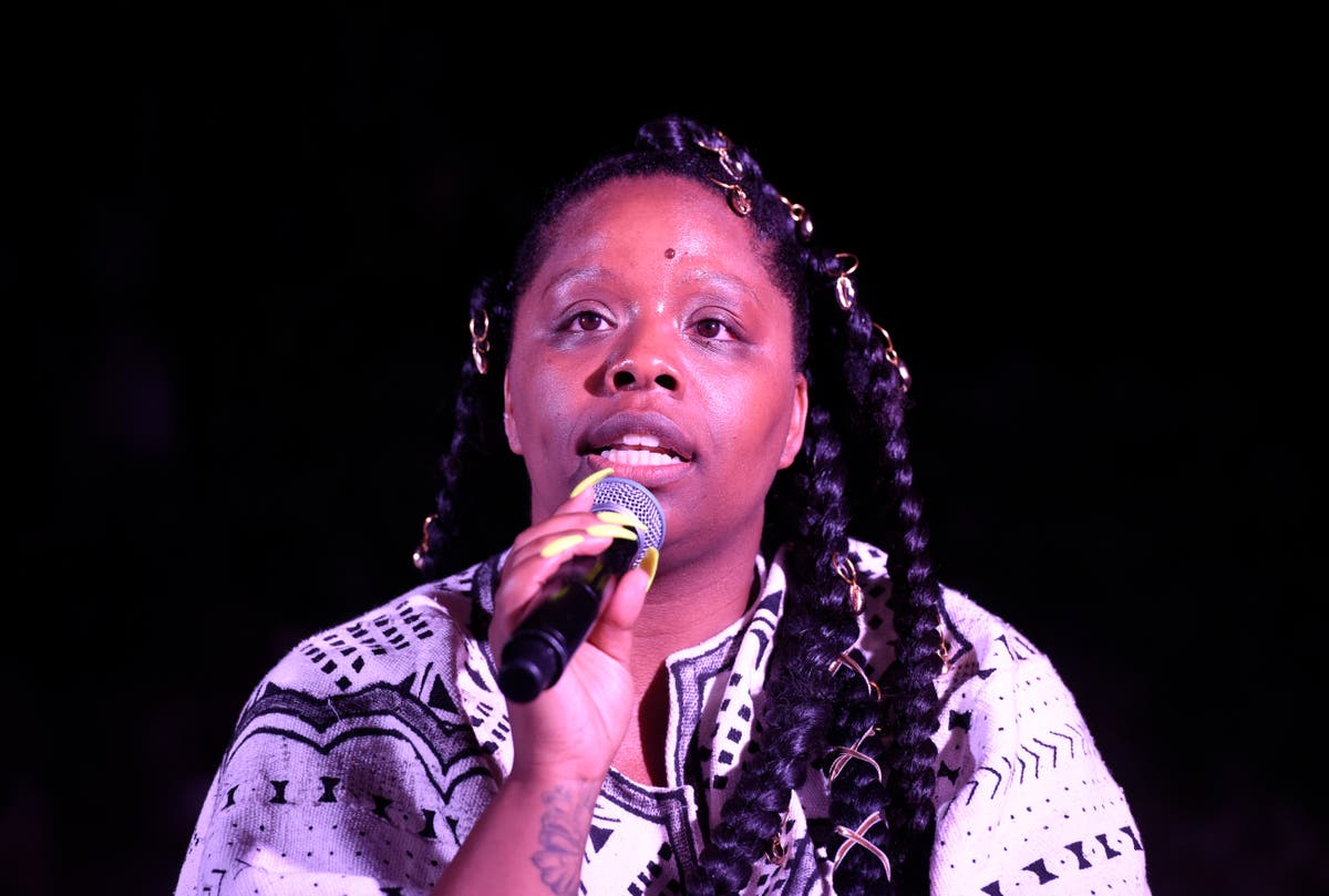 Patrisse Cullors: BLM founder breaks down in interview over right-wing attacks on her new home