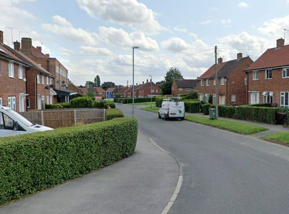 <p>The attack took place in the Swarcliffe area of Leeds</p>