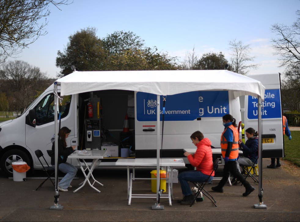 A mobile testing unit will be set up in Finchley Central Station after a case of the South African variant of Covid-19 was detected in the London borough of Barnet