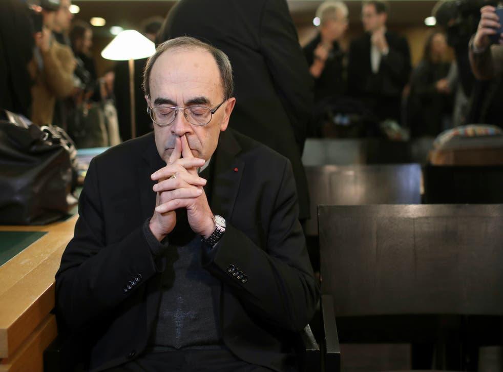 France Cardinal Trial