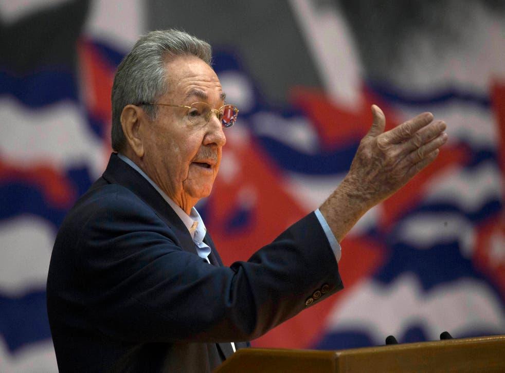 CUBA-PARTIDO COMUNISTA