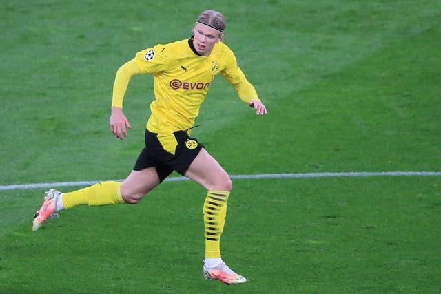 <p>Erling Haaland has been a sensation for Dortmund</p>