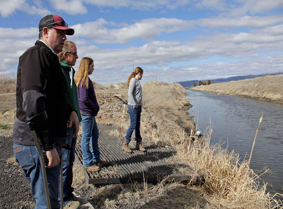 Historic Drought-Farmers vs Fish