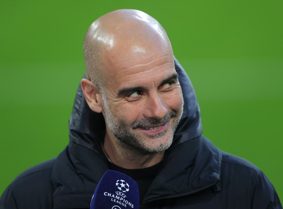 Pep Guardiola reached his first UCL semi-final since 2016 – when City were also last in the final four