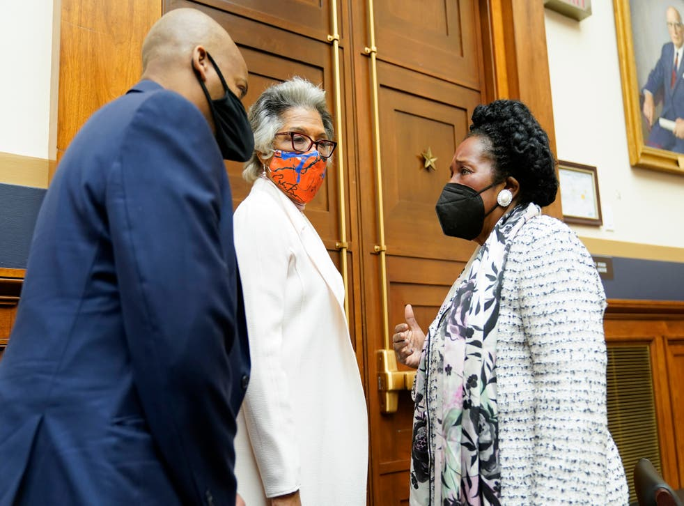 Congress Reparations