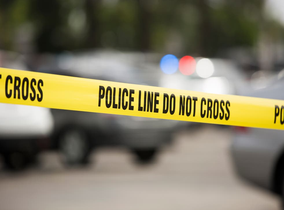 <p>Gunman fires at police responding to call in Maryland from 'elevated position'</p>