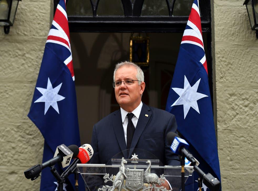 Australia Britain Prince Philip