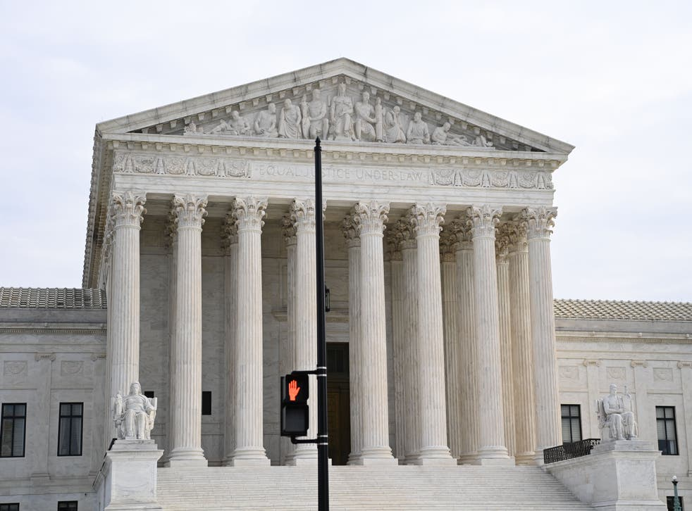 <p>File Image: The US Supreme Court is seen in Washington, DC on 7 December 2020</p>