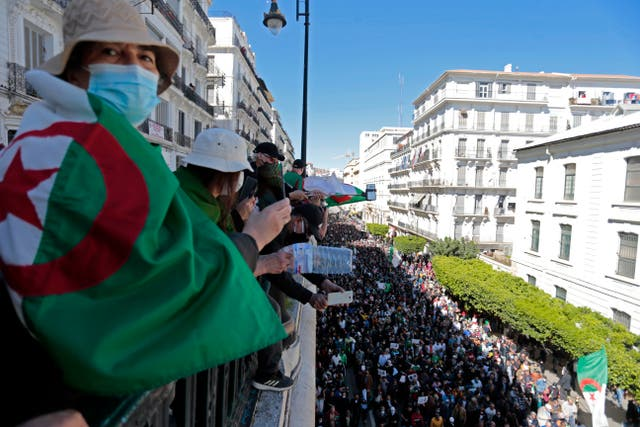 Algeria Protests at Crossroads