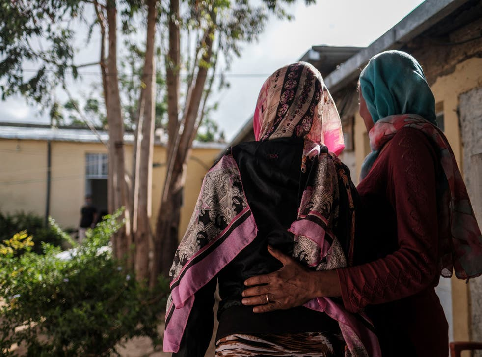 <p>Women in Tigray have faced many hardships over the last six months</p>