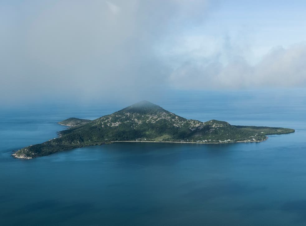 Duan Island, one of more than 250 islands that make up the Torres Strait, a body of water separating the Cape York Peninsula and the southern coast of Papua New Guinea
