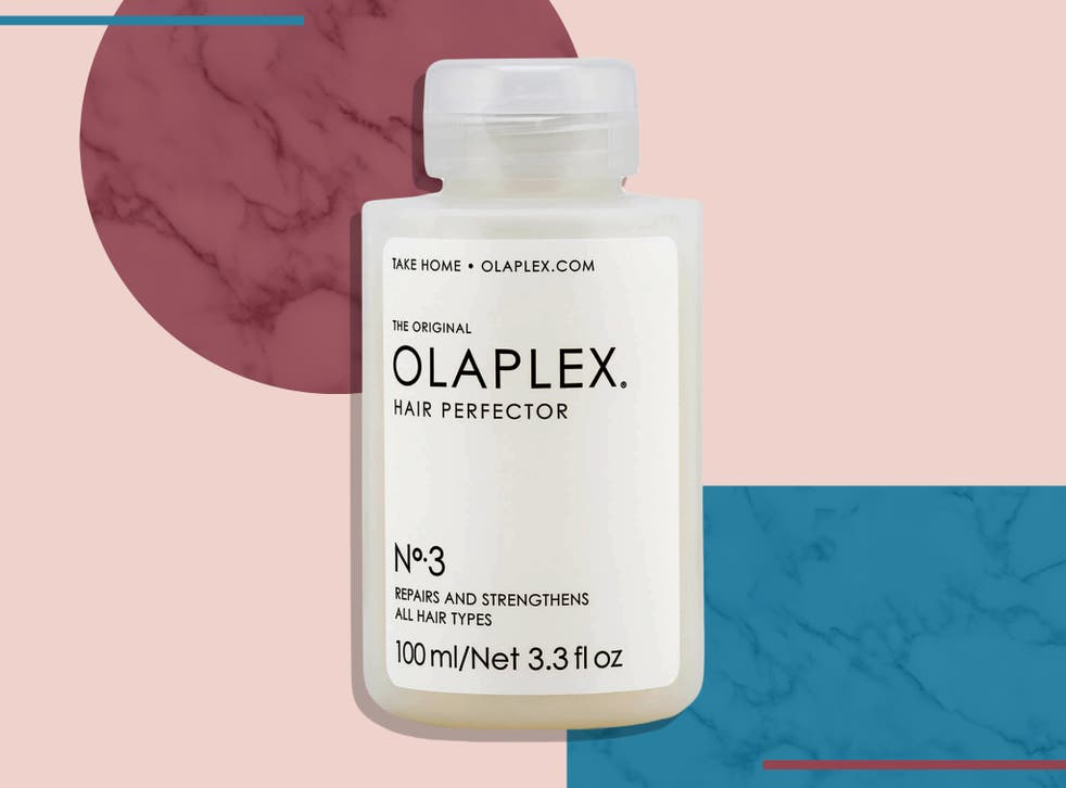 <p>Olaplex has revolutionised the way coloured and heat-damaged hair is treated</p>