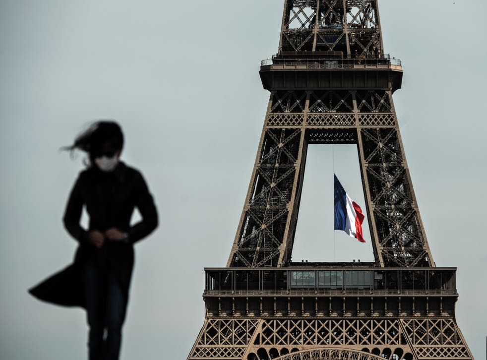 <p>France is currently in yet another partial lockdown </p>