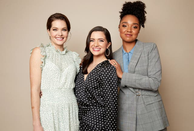 <p>'The Bold Type' follows a group of women working in media for a global <em>Cosmopolitan</em>-esque magazine named <em>Scarlet.</em></p>