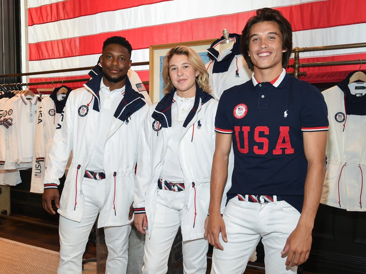'It's impossible to get any whiter than that': Team USA Olympic outfits mocked online