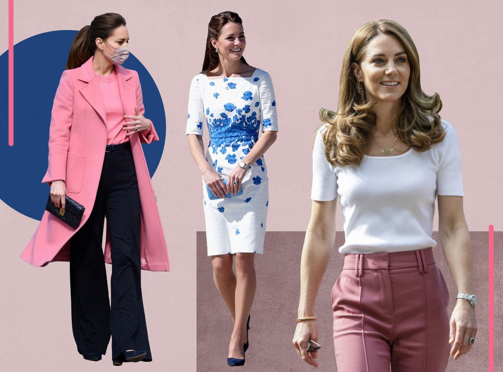 <p>The royal has been seen in a range of affordable items over the years </p>