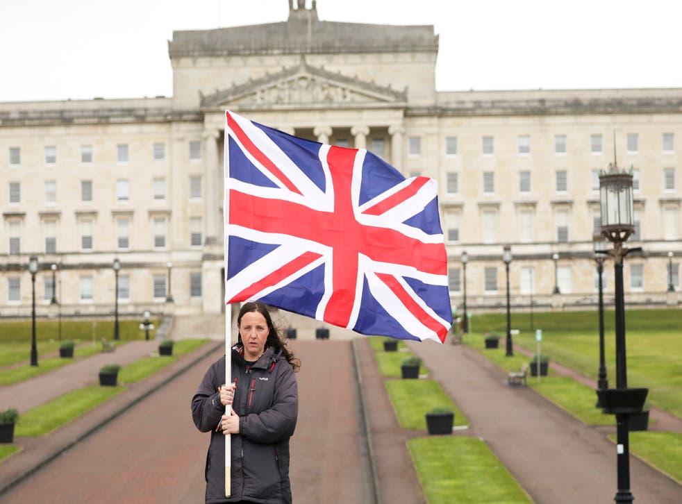 Britain Northern Ireland Unrest