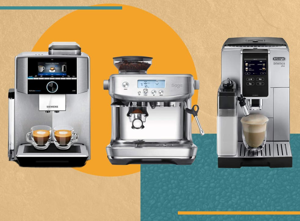 From lattes to expressos, enjoy it super-fresh without leaving home