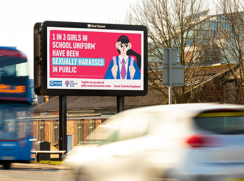 <p>New campaign shares the stories of three girls, two women and one gender non-conforming person's experiences of abuse in public spaces</p>