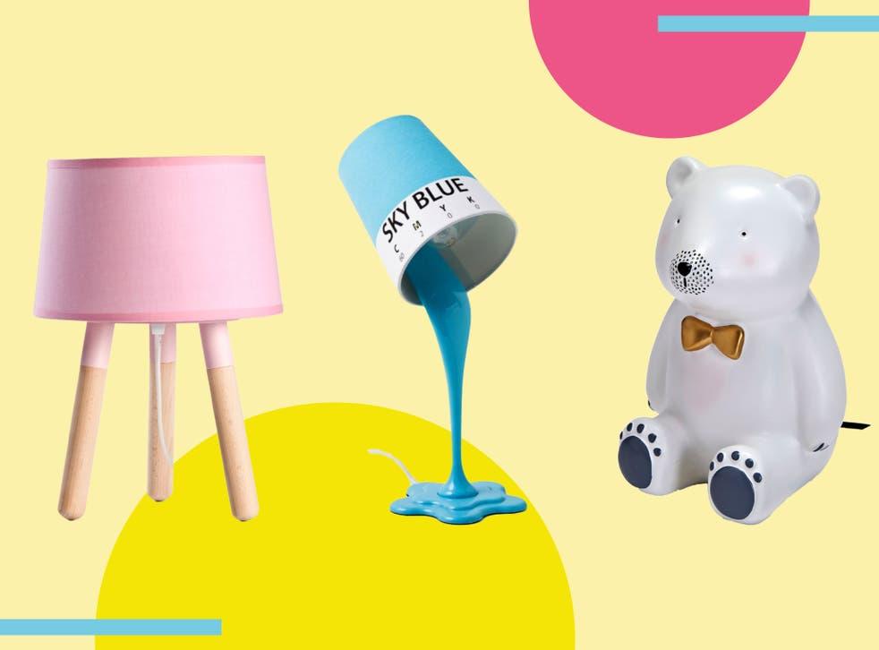Best Kids Lamps 2021 Bedside, Cool Kids Lamps