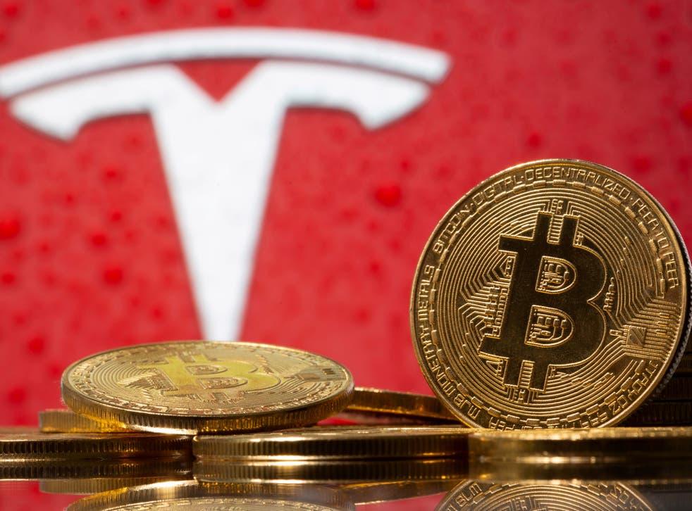 Tesla invested $1.5 billion in bitcoin in January 2021