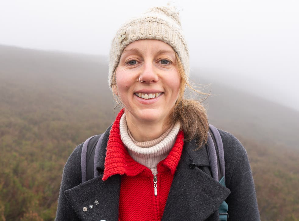 <p>Dr Gail Bradbrook founded Extinction Rebellion with Simon Bramwell and Roger Hallam</p>