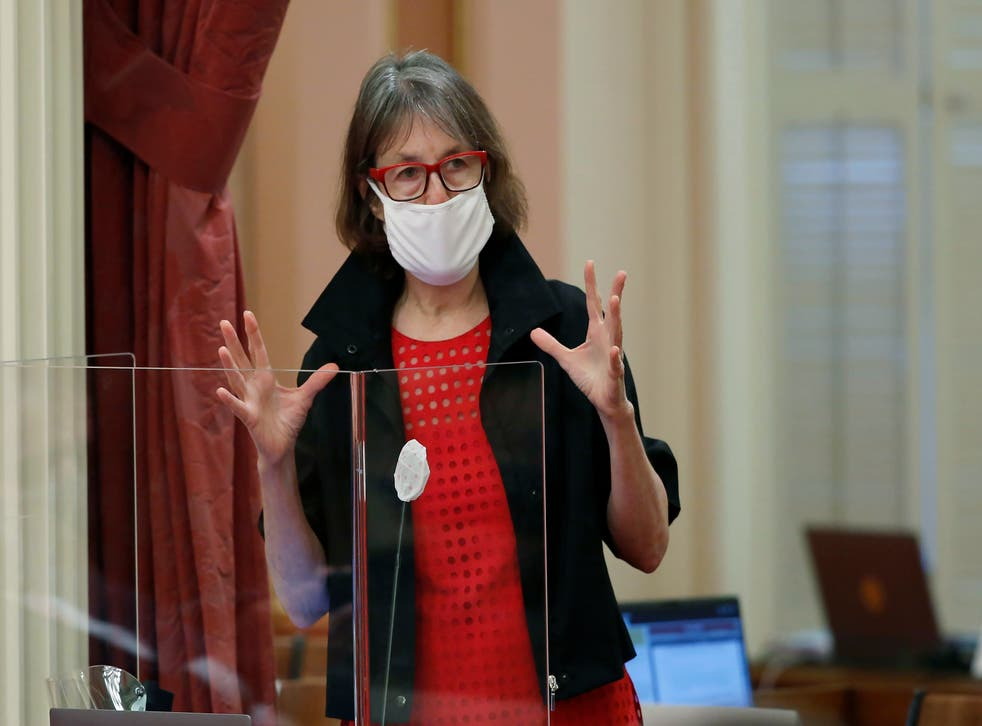 Virus Outbreak California Workers