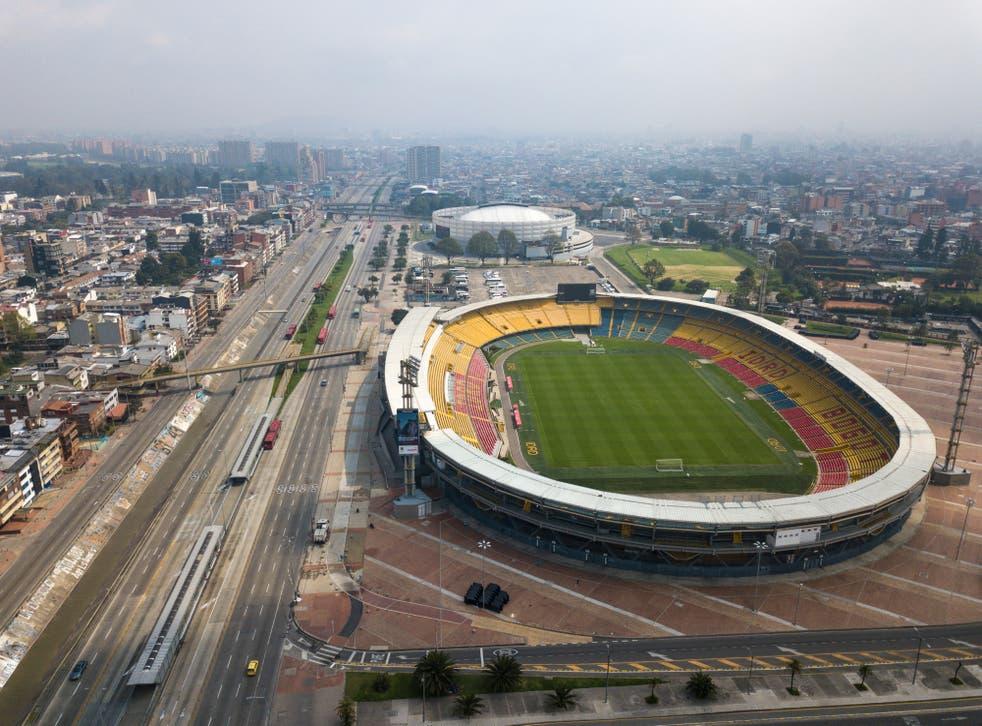 COLOMBIA-VIRUS
