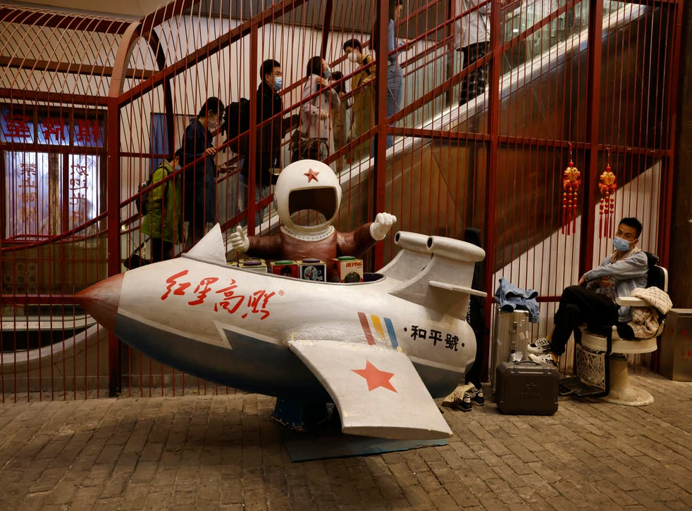 CHINA-ECONOMIA