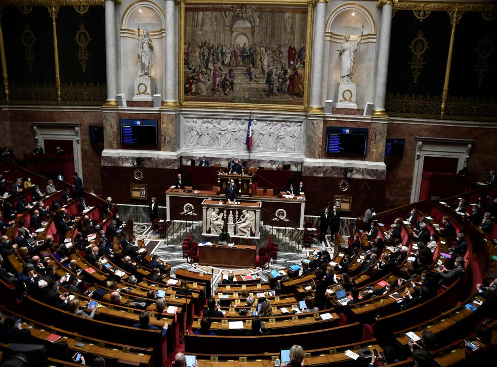 <p>The lawmakers in the French national parliament in Paris unanimously voted to outlaw  sex with a child under the age of 15 </p>