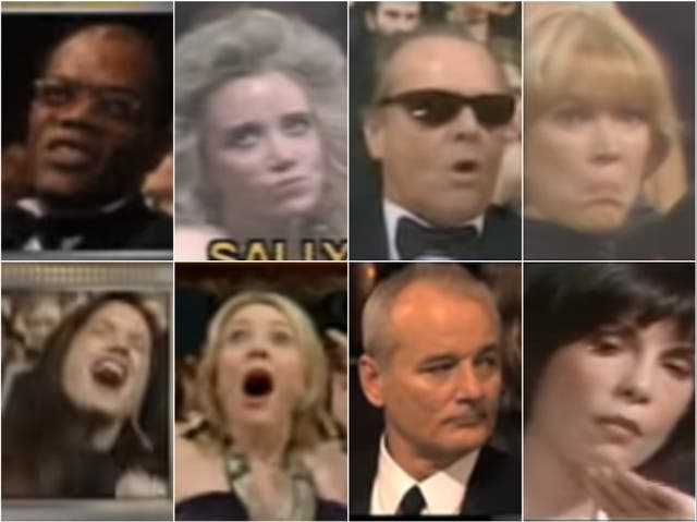 Samuel L Jackson, Sally Kirkland, Jack Nicholson, Ellen Burstyn, Holly Hunter, Cate Blanchett, Bill Murray and Talia Shire
