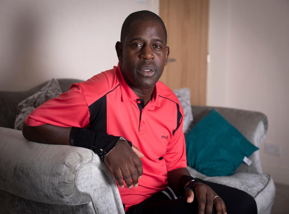 Ex-footballer Len Johnrose