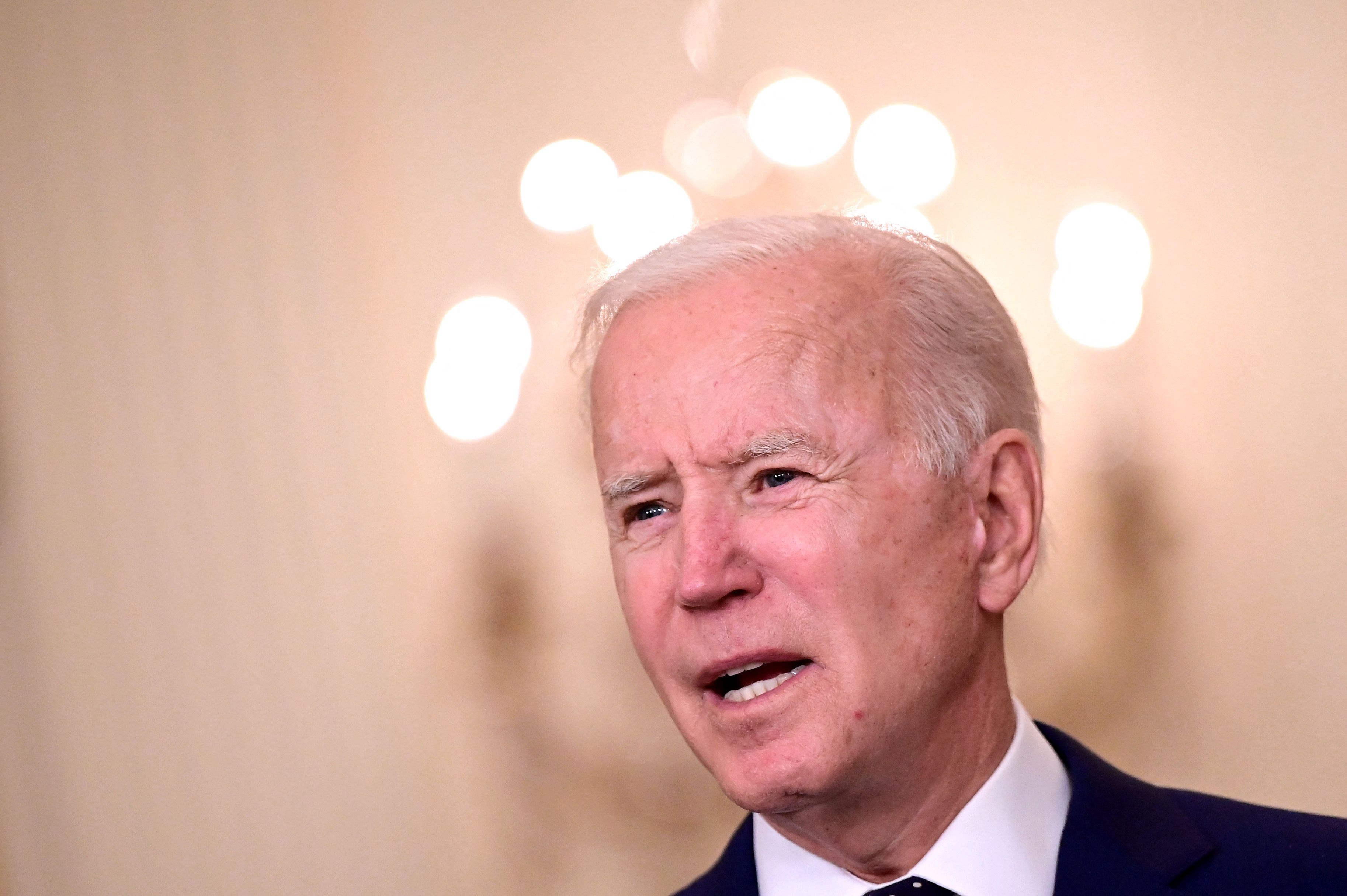Biden news: President to be briefed on Indianapolis FedEx shooting
