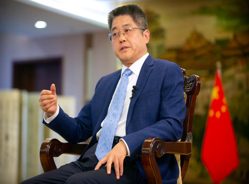 China Vice Foreign Minister Interview