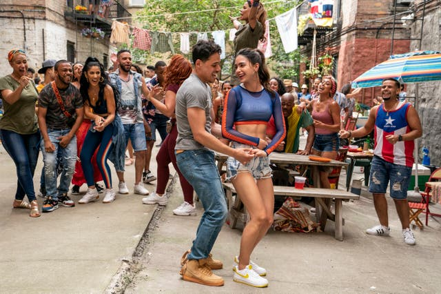<p>Film-Tribeca-In the Heights</p>