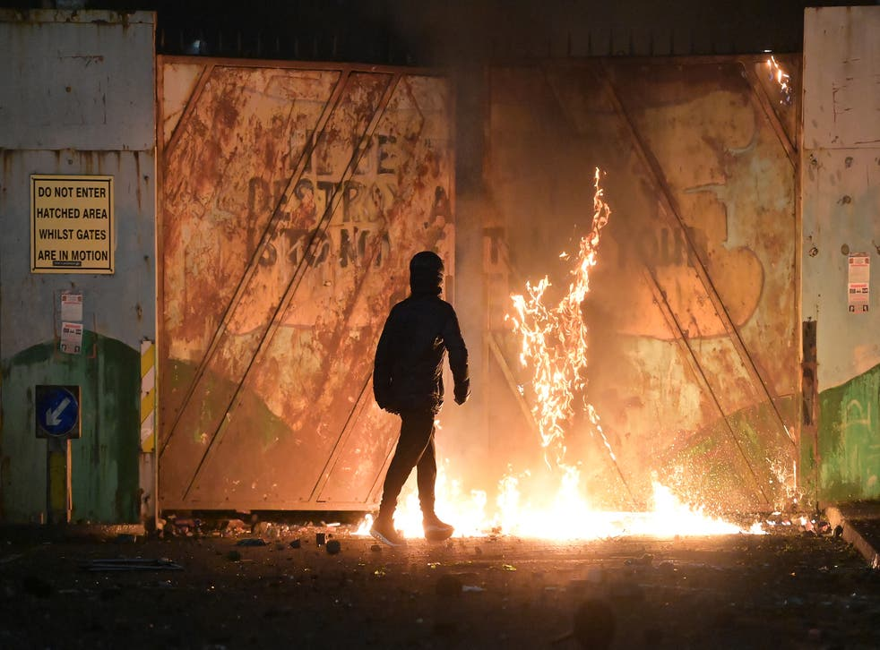 <p>Brexit has fanned the historical flames of discontent in Northern Ireland</p>