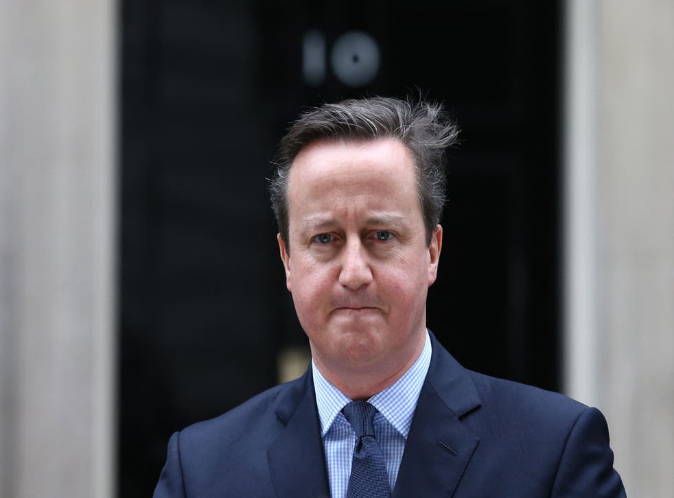 <p>David Cameron set up the National Citizen Service in 2011 </p>