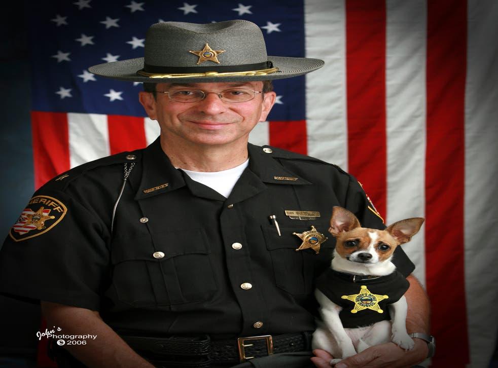 Tiny Dog Police Partner