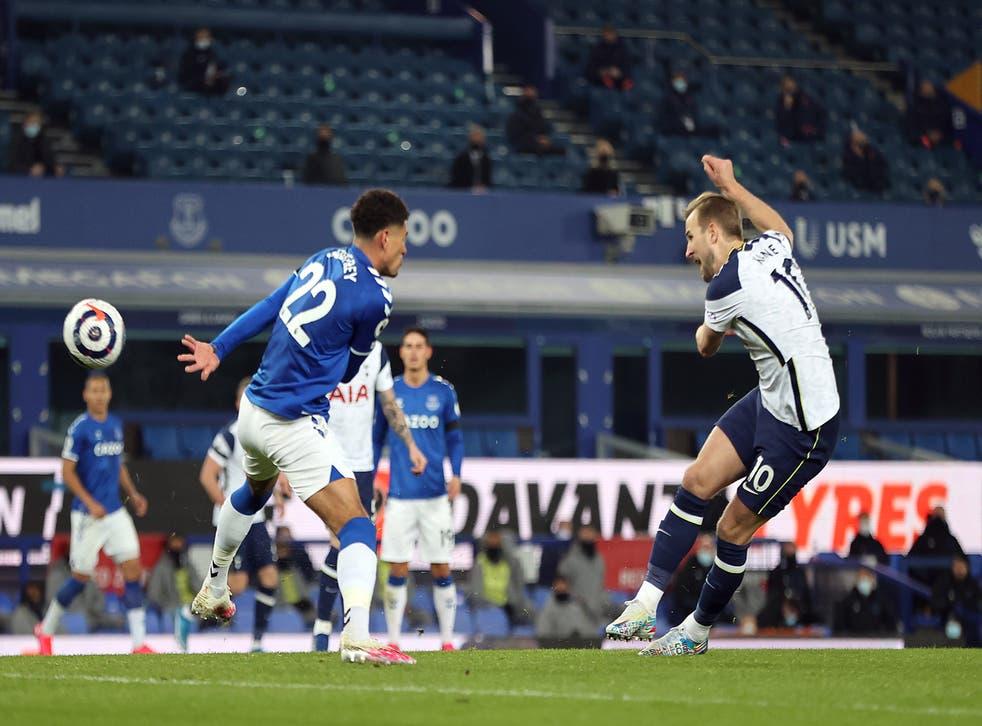 Harry Kane steers home Spurs' second-half equaliser