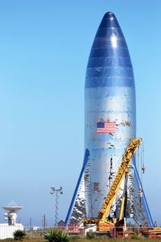 NASA escoge a SpaceX para descensos en la Luna