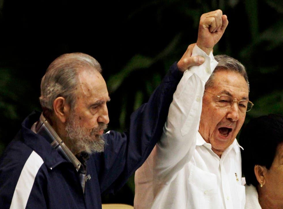 Cuba Raul Castro Profile